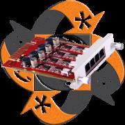 Zycoo 4FXS - Módulo 4 FXS - CooVox