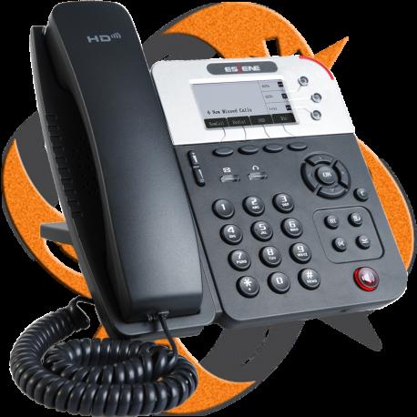 Escene ES292-PN - Teléfono IP Gerencial PoE