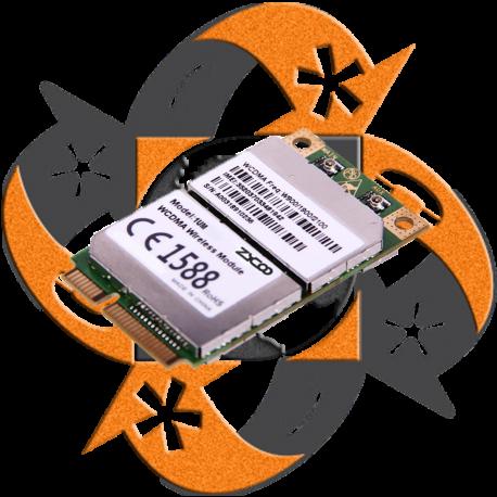 Zycoo UMTS - Módulo 3G - CooVox