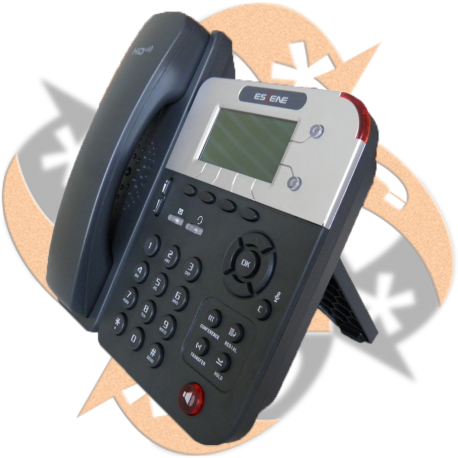 Escene ES290-PN - Teléfono IP Ejecutivo PoE