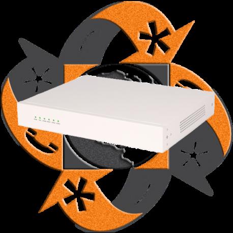 Zycoo P0 - Firewall