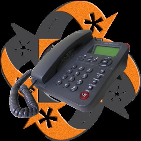 Escene ES220-N - Teléfono IP Ejecutivo