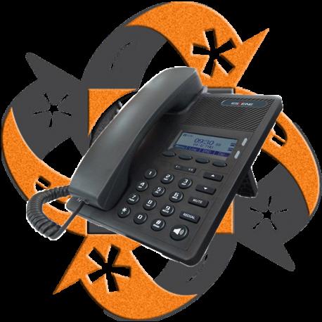 Escene ES205-N - Teléfono IP Ejecutivo