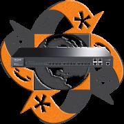 TP-Link TL-SG5412F - Switch SFP L2 Gigabit
