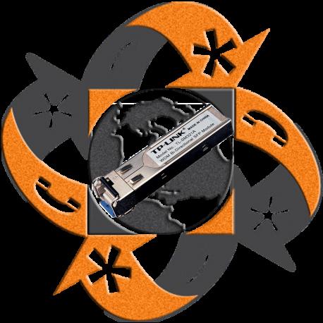 TP-Link TL-SM321A - Módulo Fibra Uni-Direccional SFP Gigabit