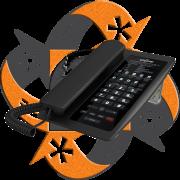 Escene HS118-PN - Teléfono IP Cuarto Hotel PoE