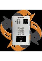 Escene IV720RT-01 - Video Citofono Portero IP RFID PoE Teclado + 1 Botón