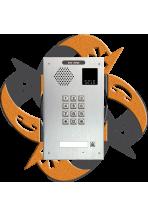 Escene IS730T-01 - Citofono Portero IP PoE Teclado + 1 Botón