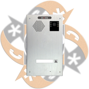 Escene IV740-01 - Video Citofono Portero IP PoE 1 Botón