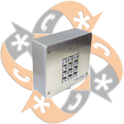 Cyberdata 011433 - Controlador Seguridad Acceso