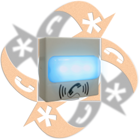 Cyberdata 011376 - Notificador Llamadas Alertas