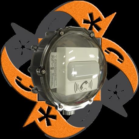 Cyberdata 011287 - Domo Protector Notificador Llamadas