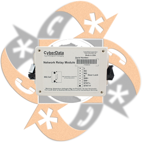 Cyberdata 011269 - Módulo Aperturador Puertas