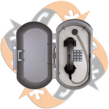 Cyberdata 011461 - Teléfono SIP Antivándalos