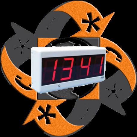 Cyberdata 011313 - Reloj Digital PoE