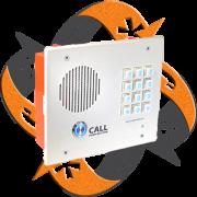 Cyberdata 011123 - Citófono VoIP Empotrable Teclado