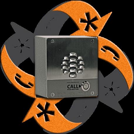 Cyberdata 011186 - Citófono VoIP Externo Apertura Puerta