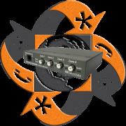 Cyberdata 011171 - Controlador 4 Zonas Perifoneo