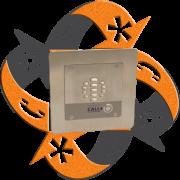Cyberdata 011443 - Soporte Empotramiento 1X