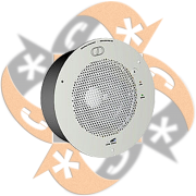 Cyberdata 011397 - Parlante SIP Full Duplex