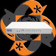 CooVox U50-A8 - PBX IP - FXO - FXS