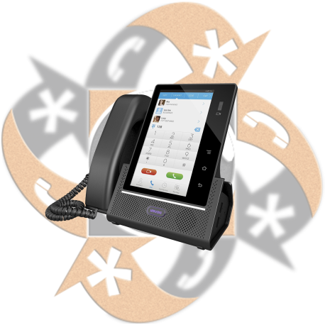 Univois U8S Video Teléfono Android Gigabit