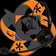 Escene ESH12 - Diadema RJ9 Call Center Recepción QD