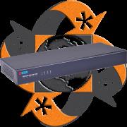 Zycoo ZX50-A4 - PBX IP - 4 FXO-FXS