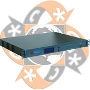 Zycoo ZX100-A16 - Servidor IP - 16 FXO-FXS