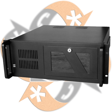 Casepro KI-N406 - Chasis de Servidor 4U