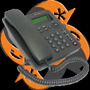 Escene ES220-PN - Teléfono IP Ejecutivo PoE