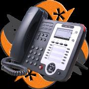 Escene ES320-N - Teléfono IP Recepción PYME Gerencial