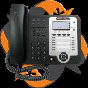 Escene ES320-PN -Teléfono IP Gerencial PoE
