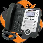 Escene ES330-PE - Teléfono IP Recepción PoE