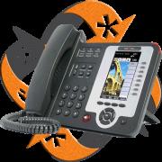 Escene ES620-PE - Teléfono IP Recepción PoE