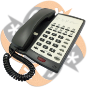 Escene HS118-PB - Teléfono IP Cuarto Hotel PoE