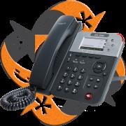 Escene ES292-N - Teléfono IP Gerencial