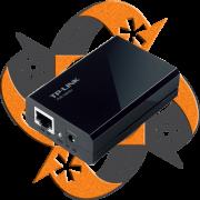 TP-Link TL-POE150S - Inyector PoE